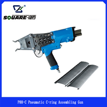P88-C Pneumatic Palm Fibre C Ring Fixing Gun
