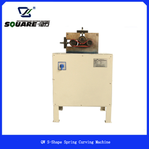 QW S-Shape Spring Curving Machine