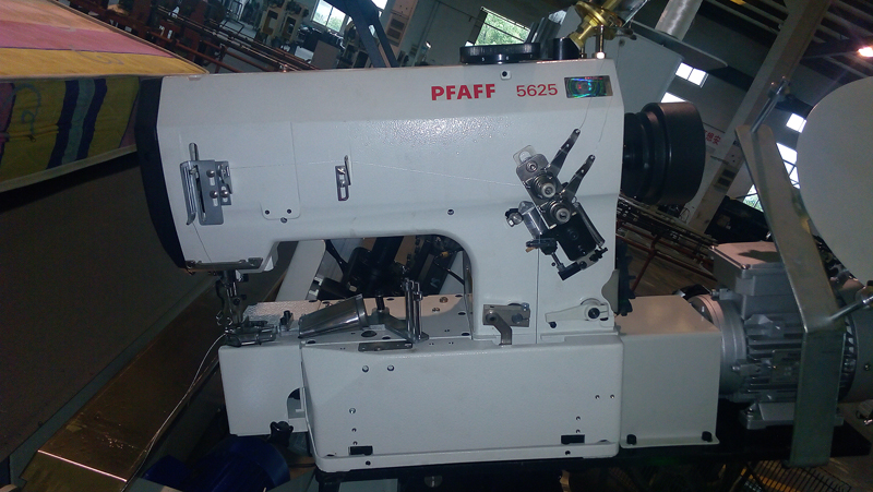 pfaff sewing head