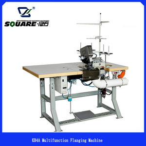 KB4A Pegasus Multifunction Mattress Flanging Machine