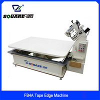 Model FB4A Tape Edge Machine
