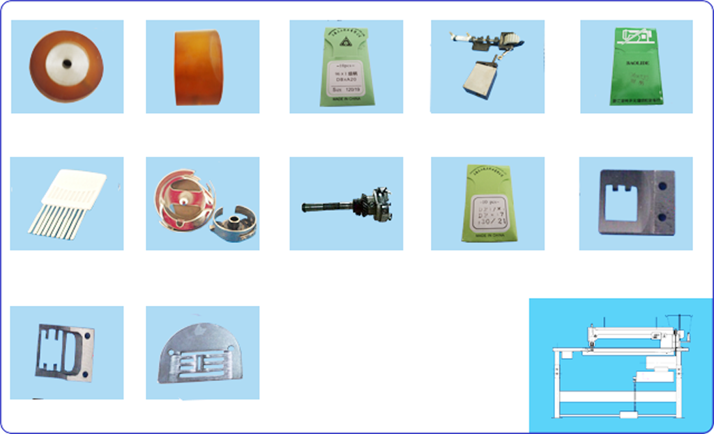 JQ-mattress-label-sewing-machine-spare-parts