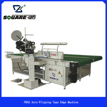 Model FB5A Auto flipping tape edge machine