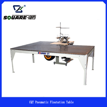 CQT Pneumatic Floatation Table