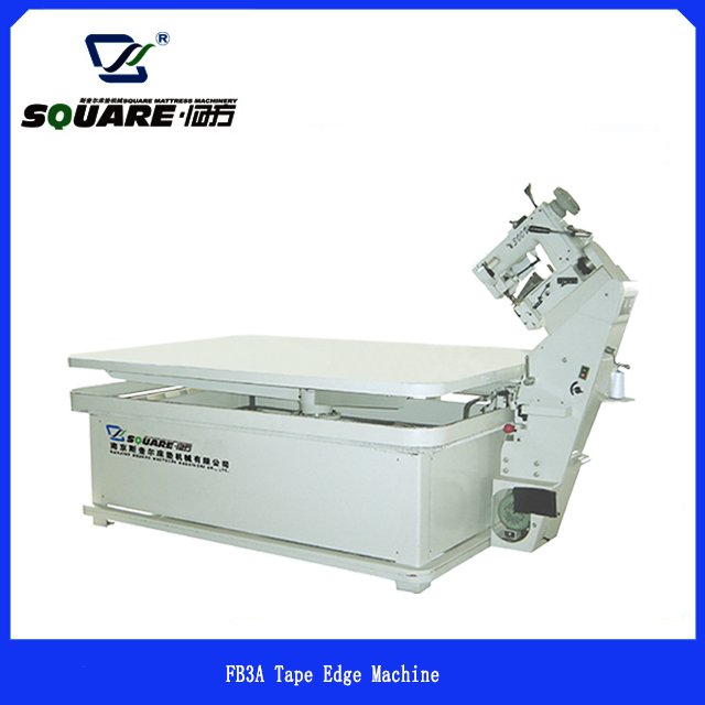 FB3A mattress tape edge machine