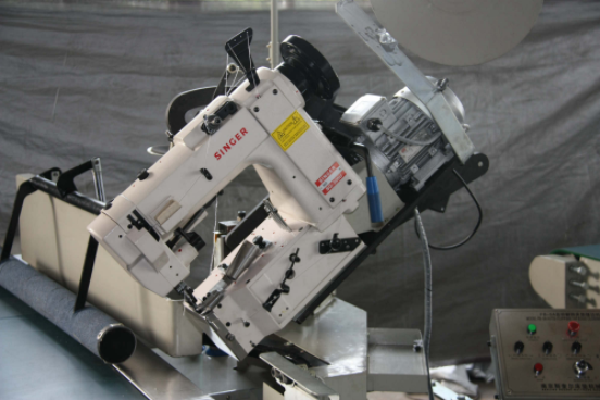 300U mattress sewing head on mattress tape edge sewing mattress