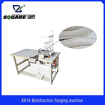 KB1A Multifunction Flanging Machine