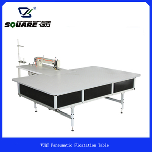 WCQT Pneumatic Floatation Table