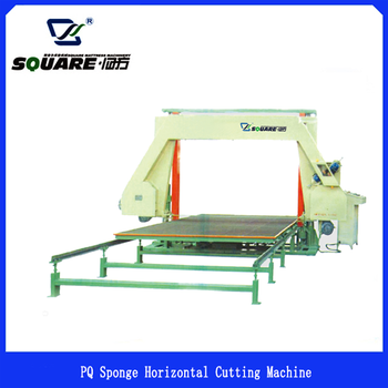 PQ Sponge Horizontal Cutting Machine