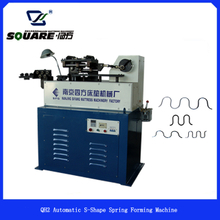 QH2 Automatic S-Shape Spring Forming Machine