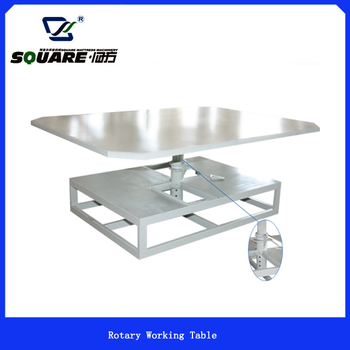 Rotary Working Table