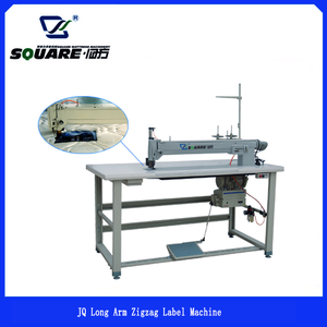 JQ Long Arm Zigzag Label Machine