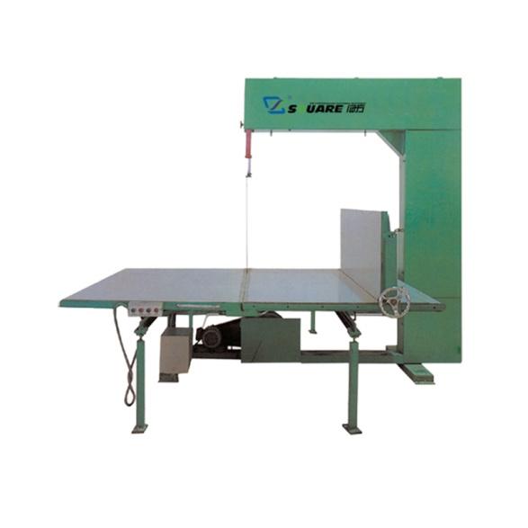 sponge vertical cutting machine