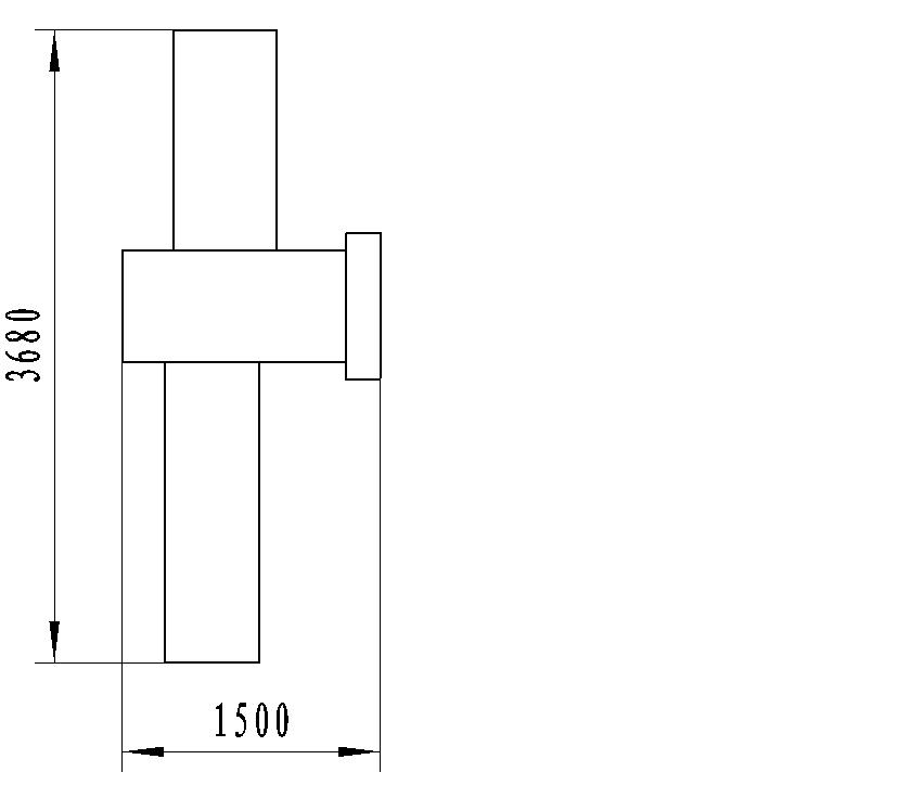 CTF4 mattress decorative ribbon machine layout size